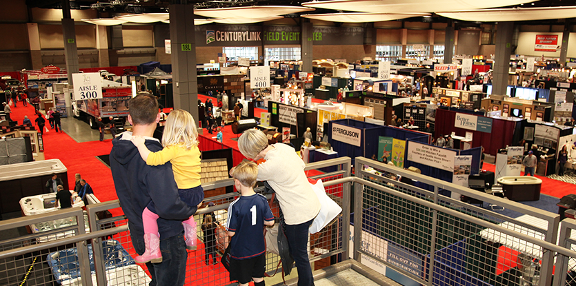Seattle Home Show - Home Improvement, Builders, Remodeling ...